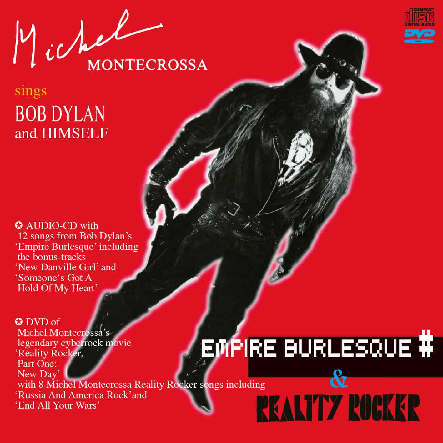 Empire Burlesque # & Reality Rocker
