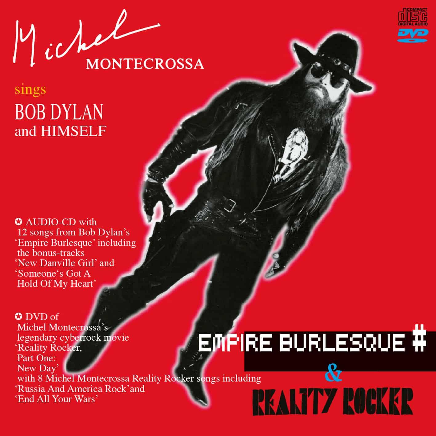 Empire Burlesque # & Reality Rocker
