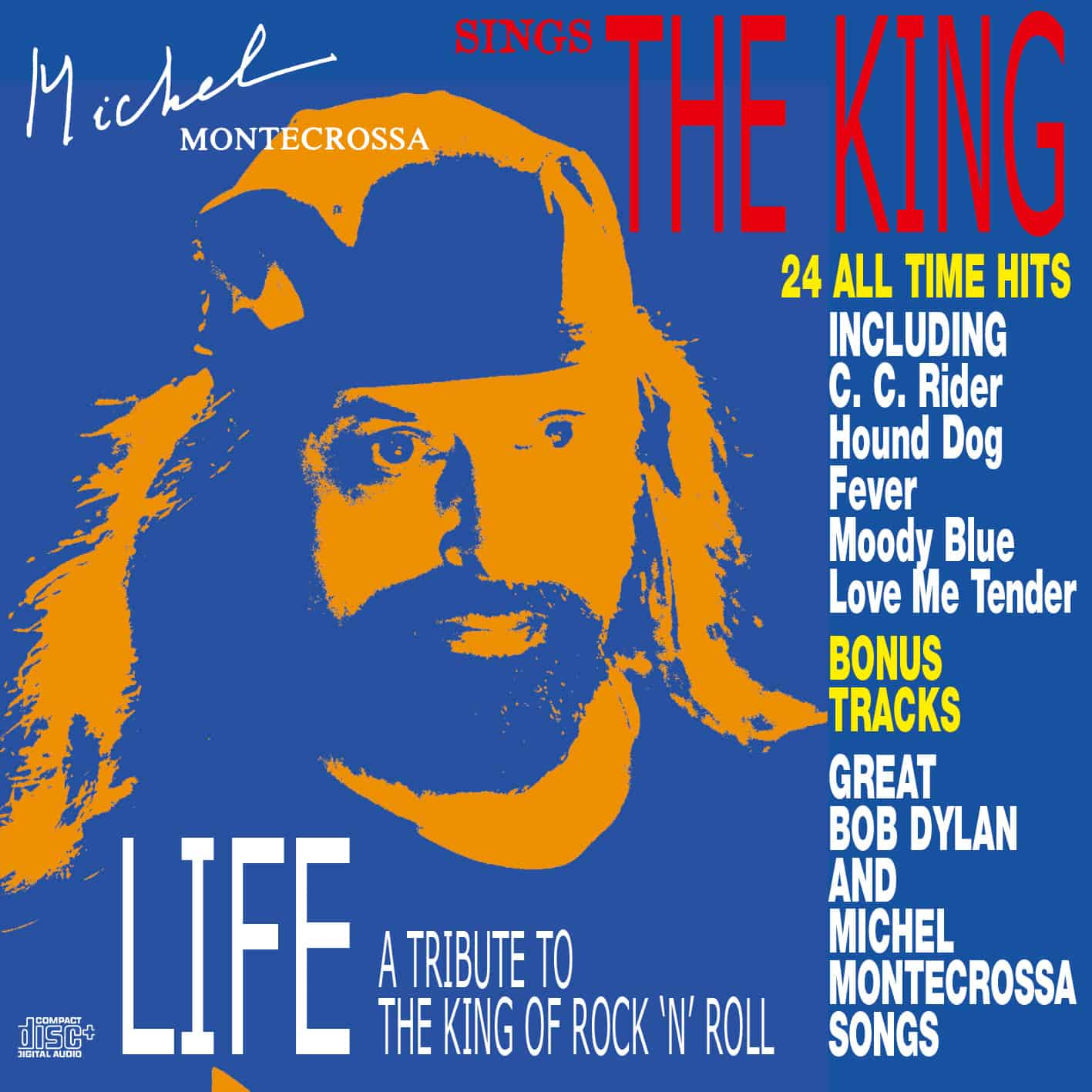 Life - Michel Montecrossa sings Elvis Presley - The King