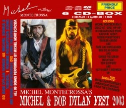Michel Montecrossa's Michel & Bob Dylan Fest 2003